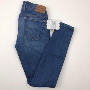 Lucky Brand Jean Charlie Skinny - White Oak Denim